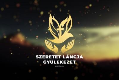 OPGYH Szeretet Lángja Gyülekezet Egyesület logo